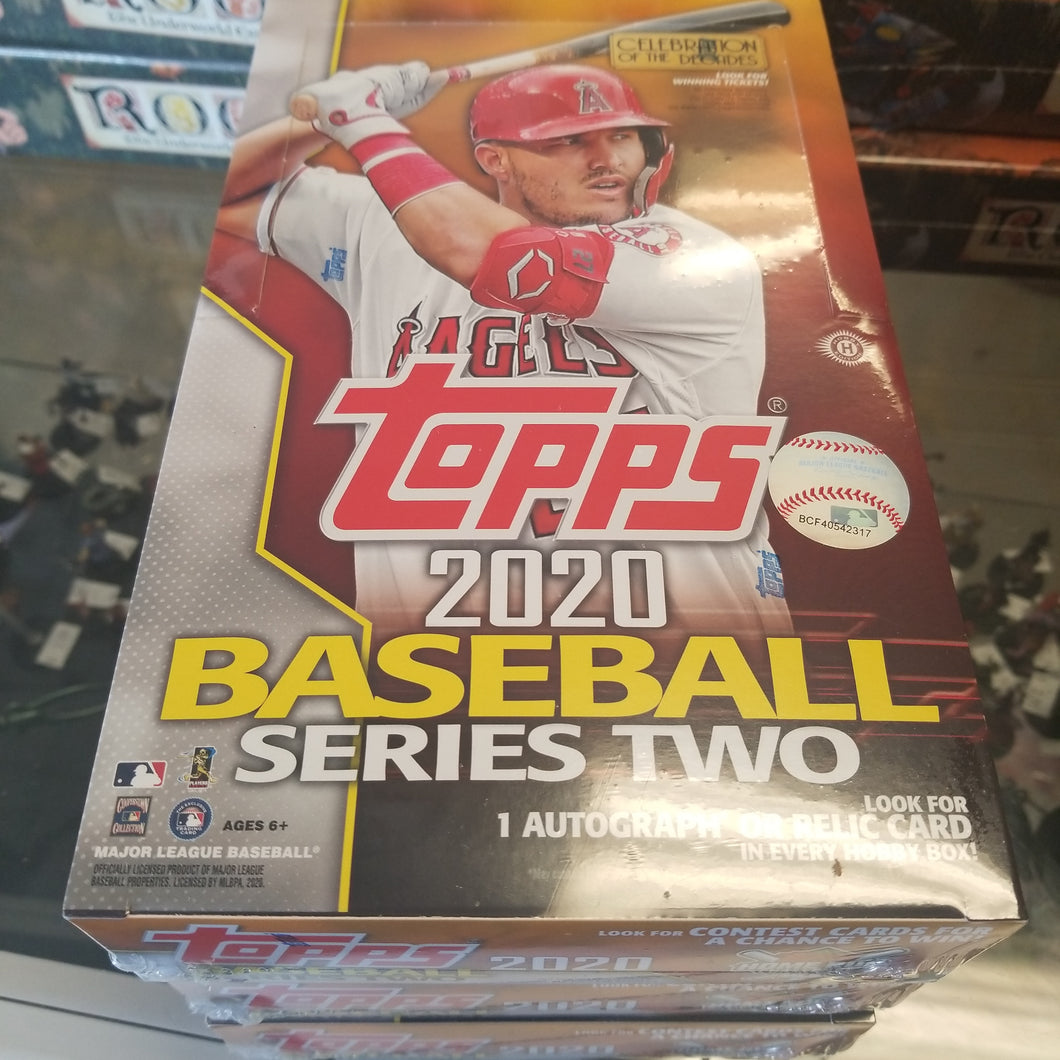 Topps Series Two Baseball 2020