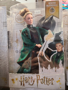 Harry Potter action figure - Minerva McGonagall