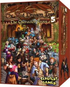 The Red Dragon Inn 5: The Character Trove
