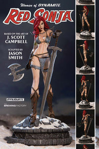 Women of Dynamite: Red Sonja Limited Edition