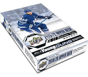 Upper Deck 2019-20 Series Two