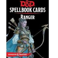Dungeons & Dragons: Spellbook Cards Ranger