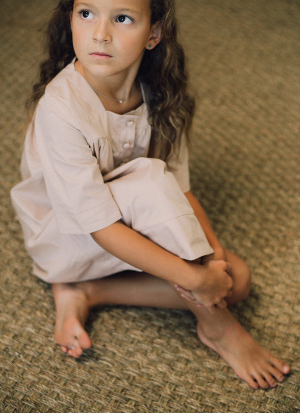 Luxury sleepwear - nightgown - little girl
