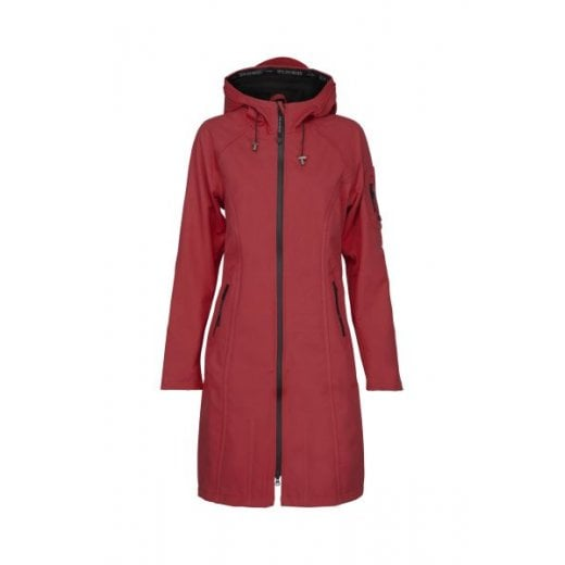 Ilse Jacobsen 10 Rain37 DARK RED