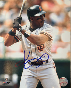 "Kevin Mitchell Autographed 8"" x 10"" - Giants"