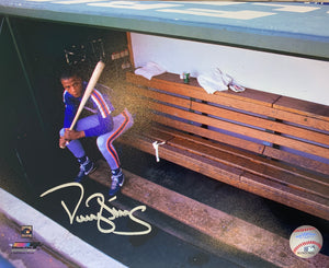"Darryl Strawberry Autographed 8"" x 10"""