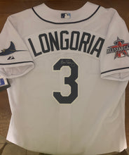 Load image into Gallery viewer, Evan Longoria Autographed Authentic 2010 Rays All-Star Jersey