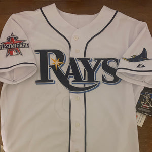 Evan Longoria Autographed Authentic 2010 Rays All-Star Jersey