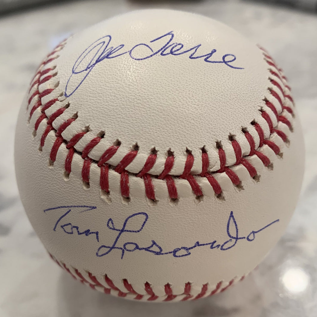 Greatest Manager Autographed ROMLB