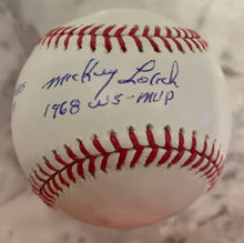 Load image into Gallery viewer, Mickey Lolich Autographed ROMLB