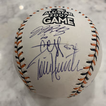 Load image into Gallery viewer, 2007 Signed All-Star Game Ball