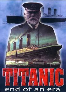 Titanic DVDs and CD