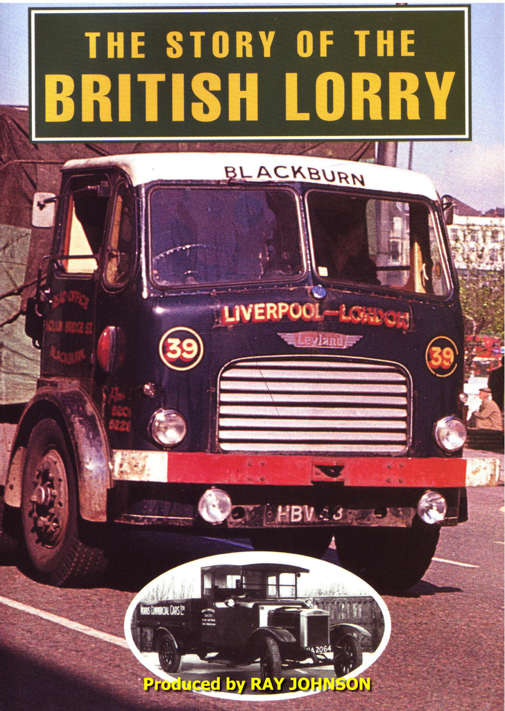 British Lorry