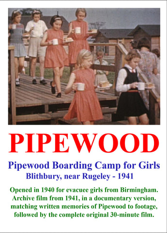 PIPEWOOD - Pipewood Boarding Camp for Girls, 1941