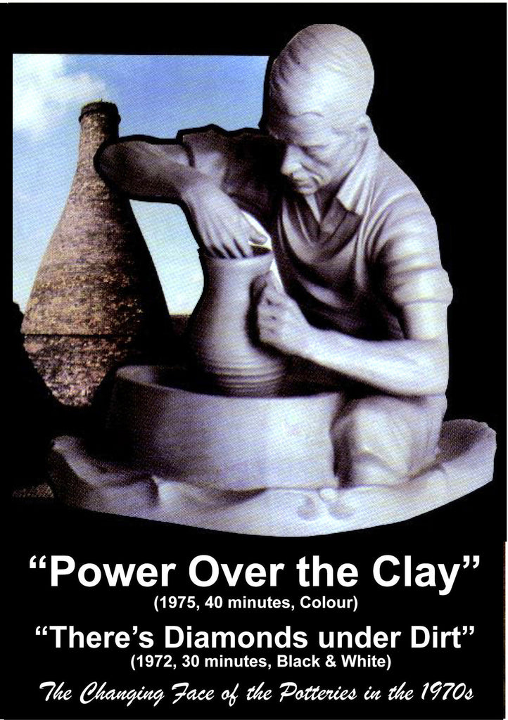Power Over the Clay / Diamonds Under Dirt