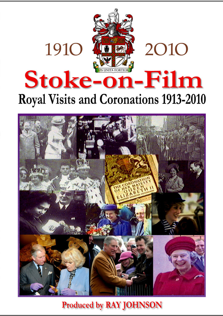 Royal Visits and Coronations 1913-2010