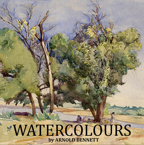 Arnold Bennett - WATERCOLOURS