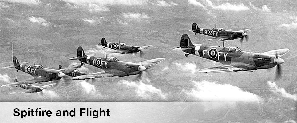 Spitfire and Flight