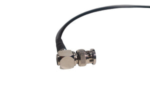 12G SDI Cable (75Ω, 4K Capable) Available with Straight or Right Angle Connectors