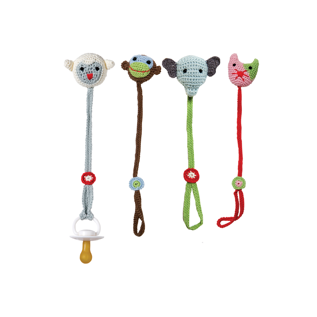 FRANCK & FISCHER -  Organic Pacifier Holder
