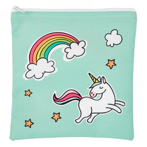 REUSABLE SANDWICH BAG - UNICORN