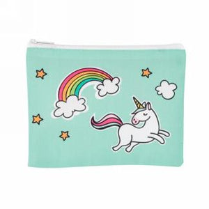 REUSABLE SNACK BAG - UNICORN