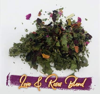 Love and Roses Blend
