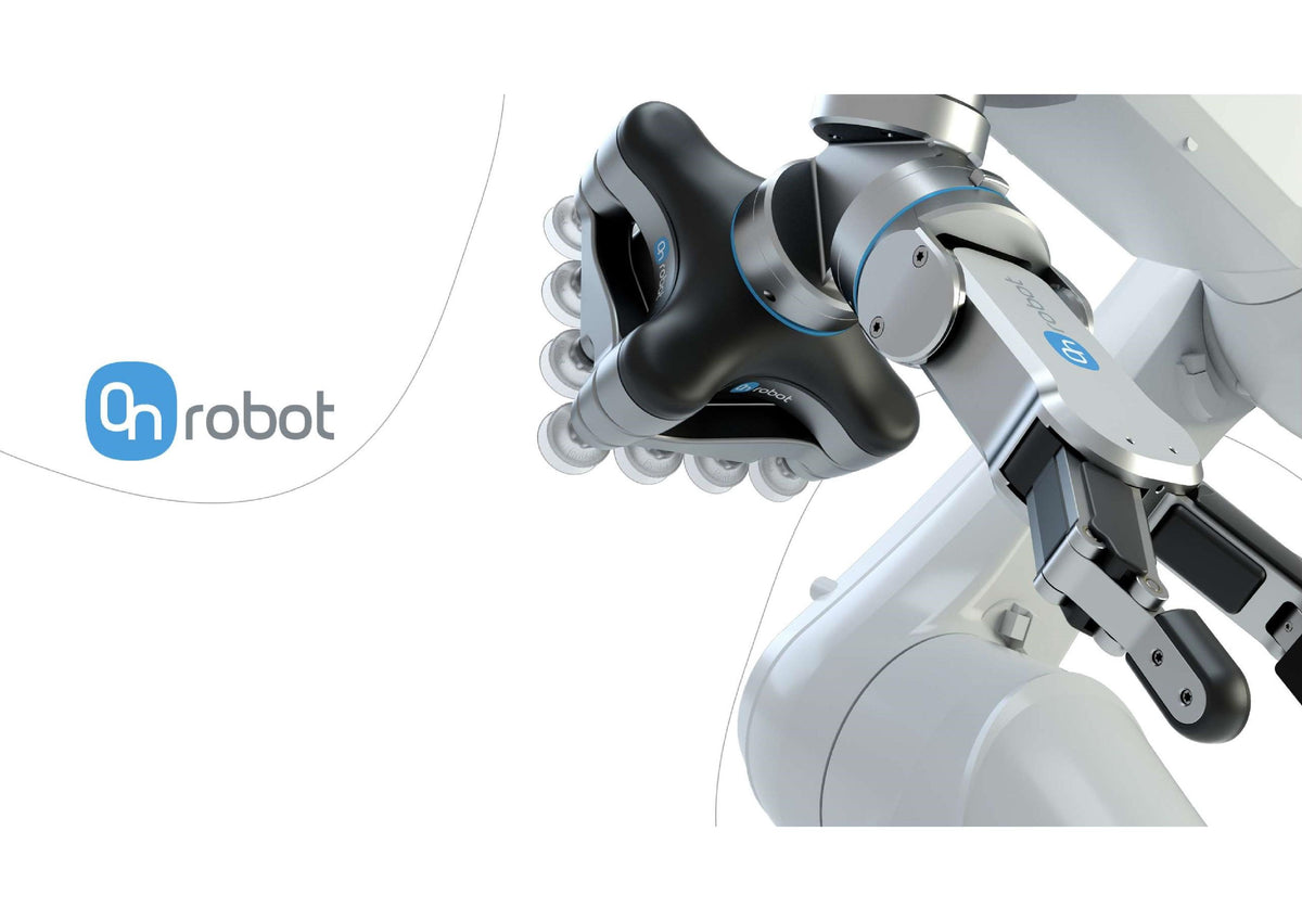 ON ROBOT | Accessories for Cobot (Screwdrivers, grippers - plug & play)