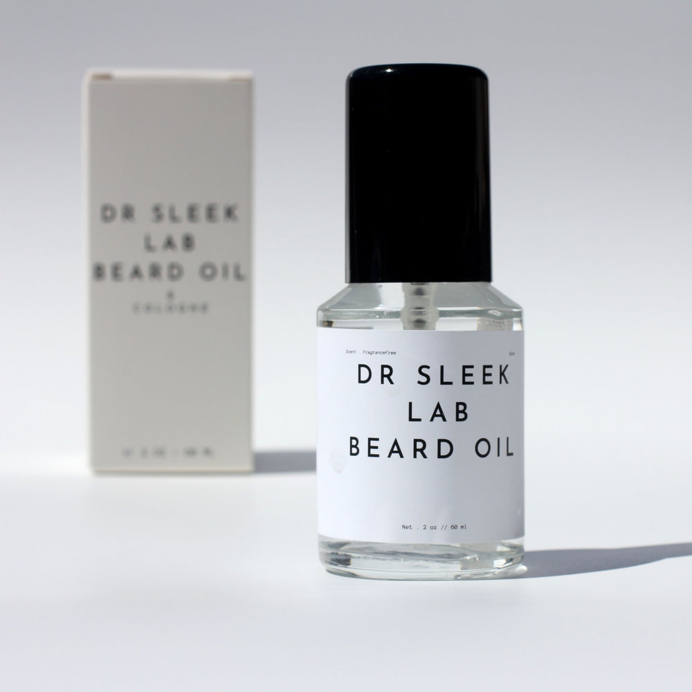 Load image into Gallery viewer, Beard Oil Serum - Fragrance Free