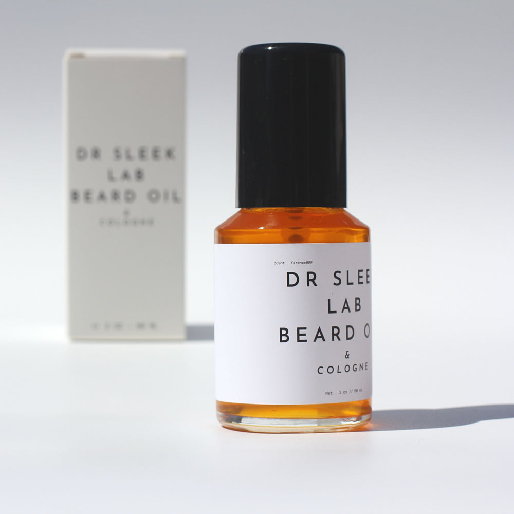 Beard Oil and Cologne - Firenze819