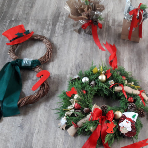 Wreath package