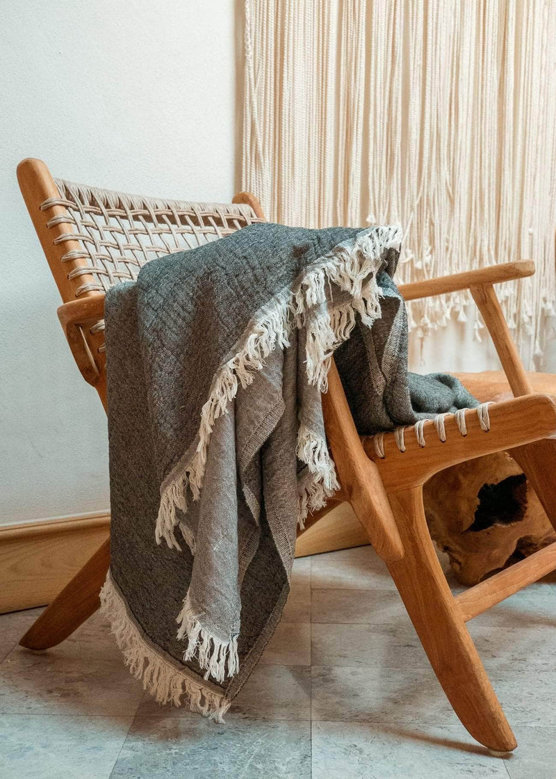 Serene Throw Blanket