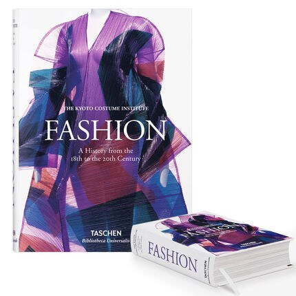 New FASHION COSTUMES HISTORY book for adult A History from the 18th to the 20th clothing hardcover book