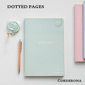 Dot Grid Bullet Notebook Stationery Book Soft Cover Dotted Journal Bujo