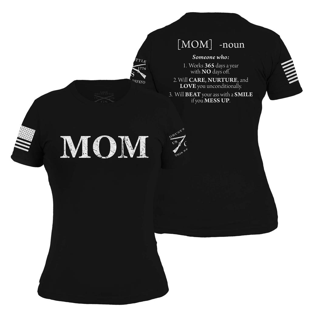 Mom Defined - Womens