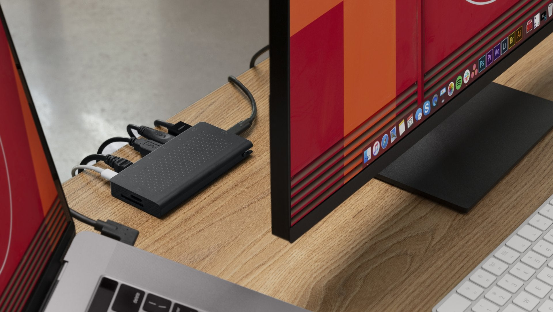 Twelve South StayGo - The Ingenious USB-C Hub Your MacBook Deserves