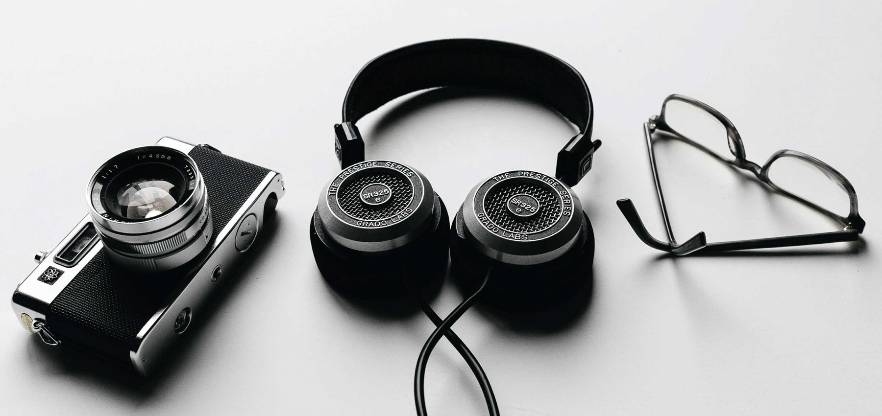 Introducing GRADO - Iconic Headphones & Timeless Heritage