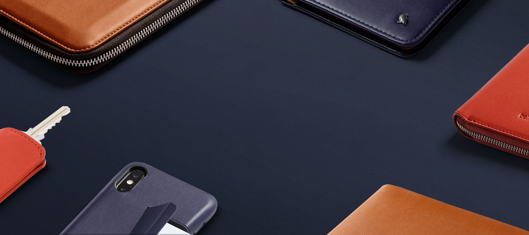 Bellroy - Designer Slim Leather Wallets and Cases for iPhone