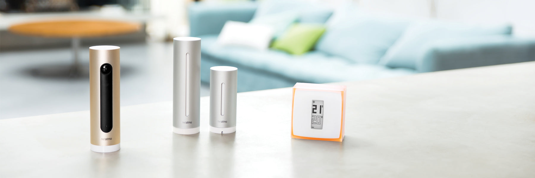 Netatmo - Award Winning Smart Home Innovation Devices