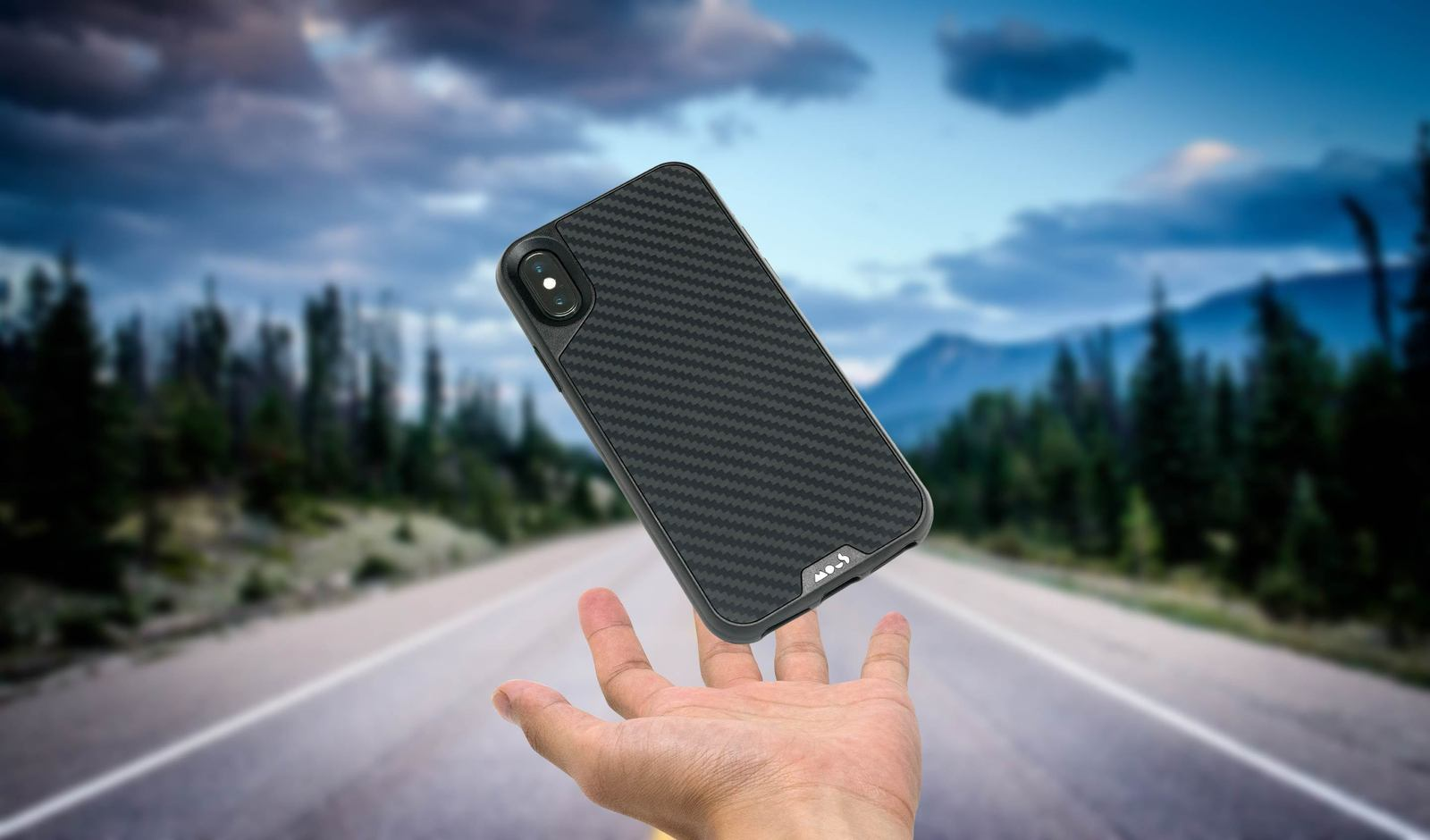 Mous - Slim Ultra Rugged Case With Premium Finish