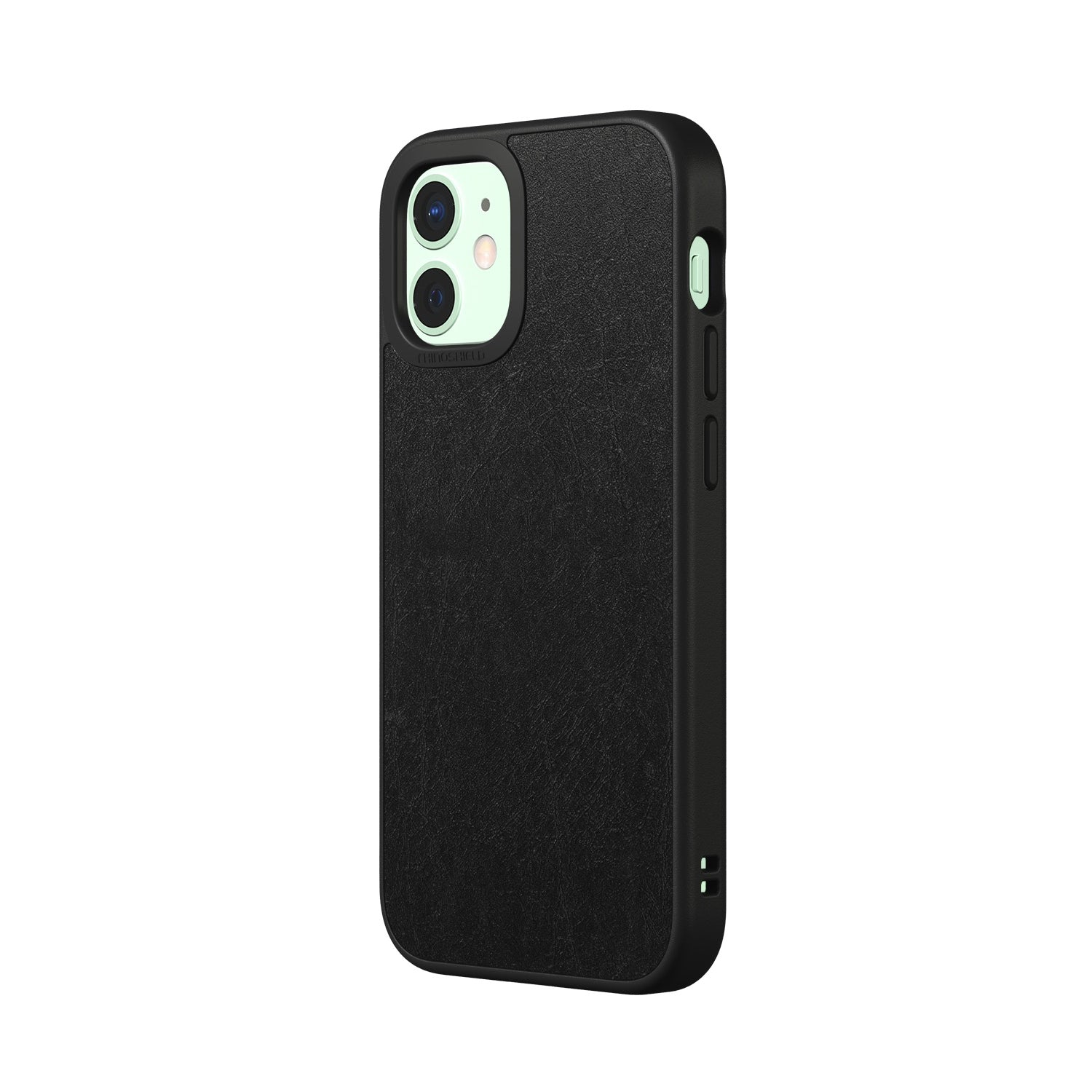 RhinoShield SolidSuit Rugged Case For iPhone 12 mini - Genuine Leather