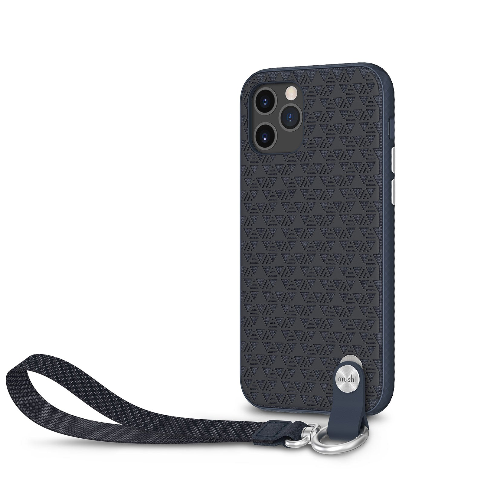 Moshi Altra Case w/ Wrist Strap For iPhone 12 / 12 Pro - Midnight Blue