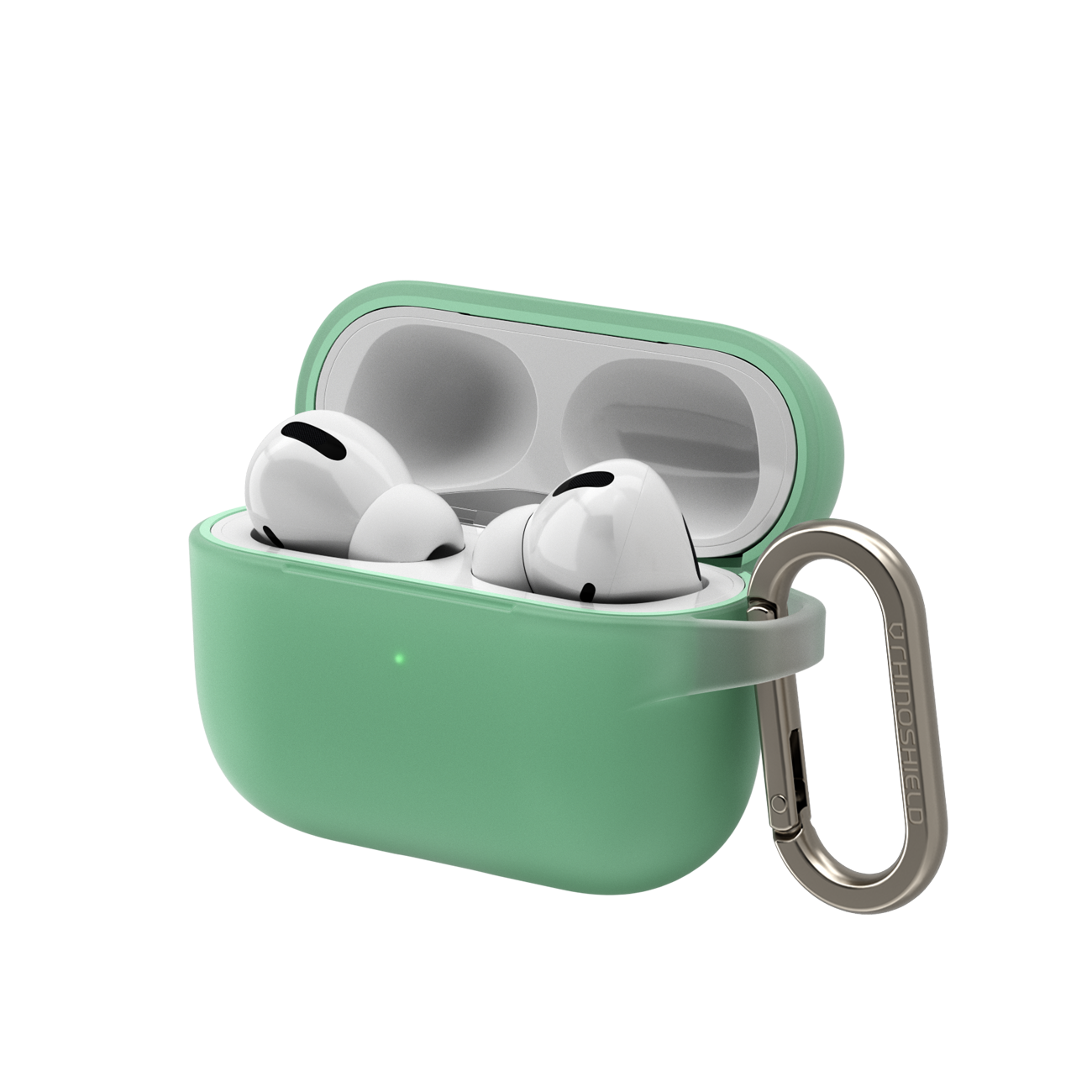RhinoShield Impact Resistant Case For AirPods Pro - Mint Green
