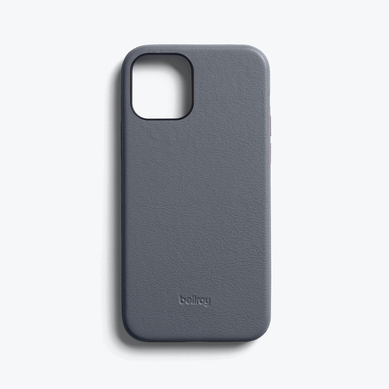 Bellroy Slim Genuine Leather Case For iPhone iPhone 12 mini - GRAPHITE