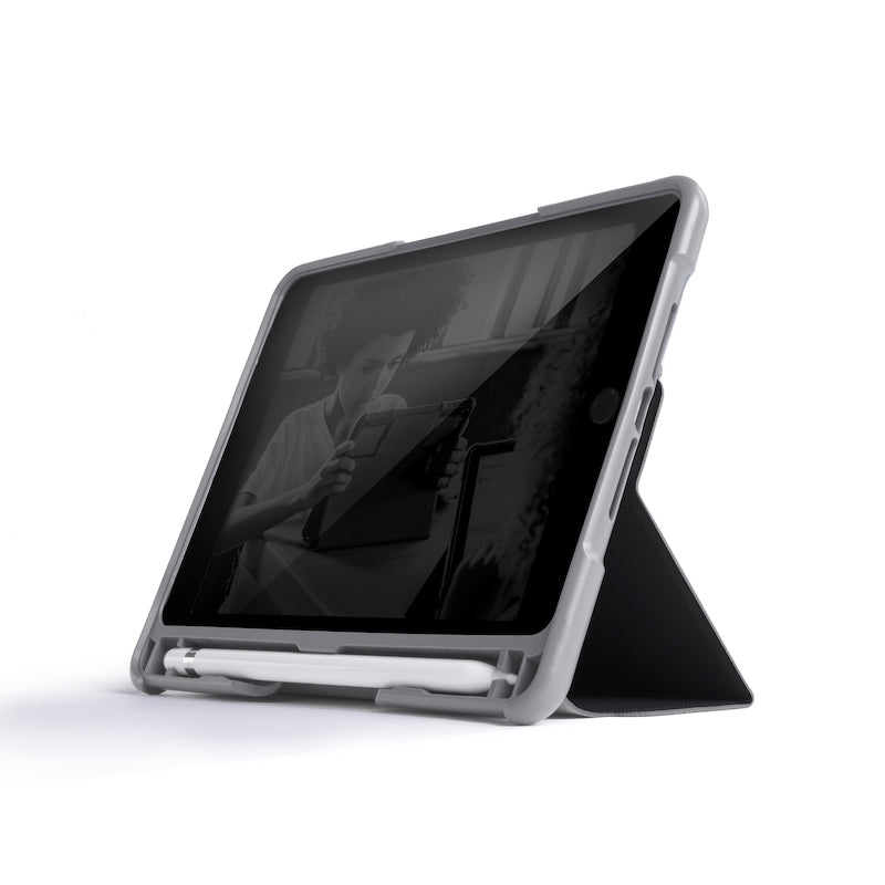 STM Dux Plus Duo For iPad mini 5th/4th Gen - Black