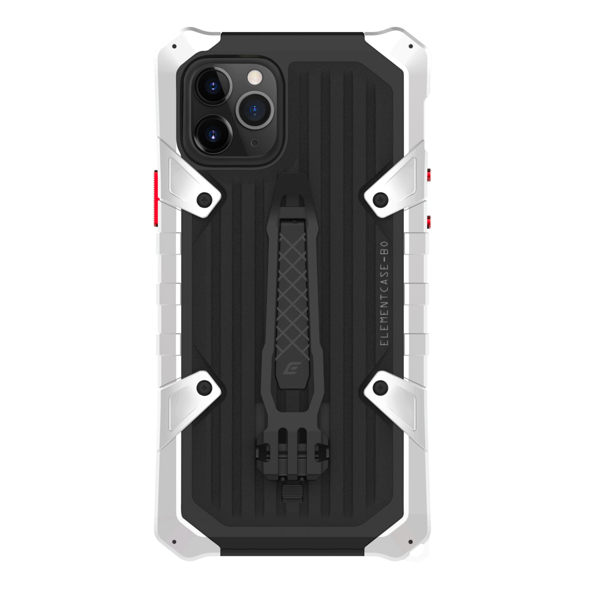 Element Case Black Ops Premium Case For iPhone 11 Pro Max - Silver