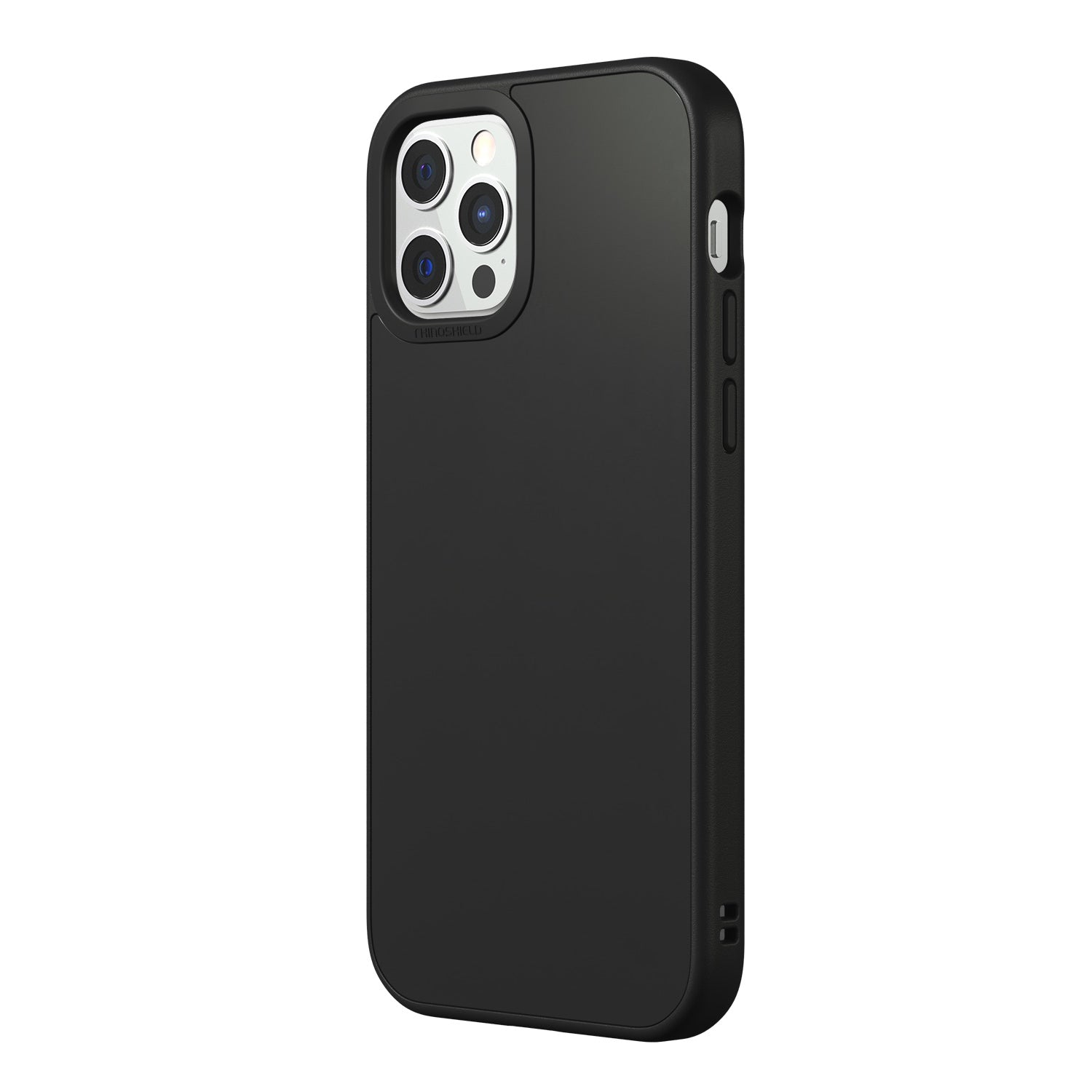 RhinoShield SolidSuit Rugged Case For iPhone 12 / 12 Pro  - Classic Black