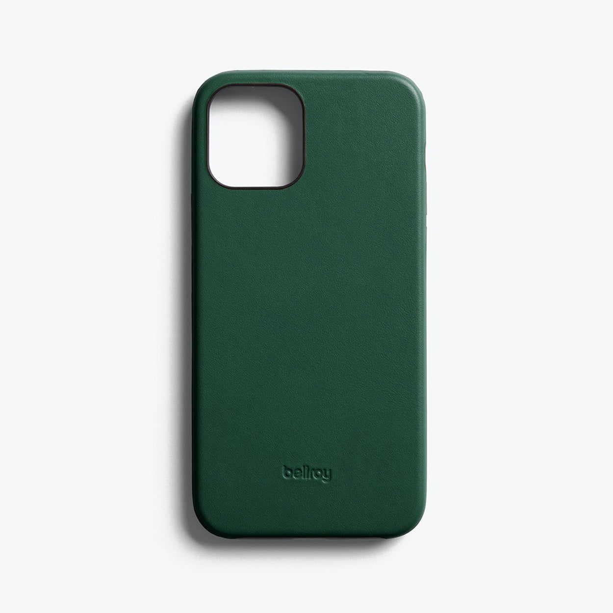 Bellroy Slim Genuine Leather Case For iPhone iPhone 12 mini - RACING GREEN