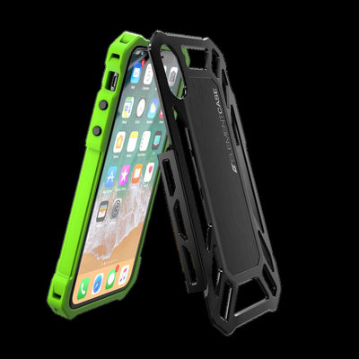 Element Case Roll Cage MIL-SPEC Rugged Case For iPhone XS / X - Macintosh Addict