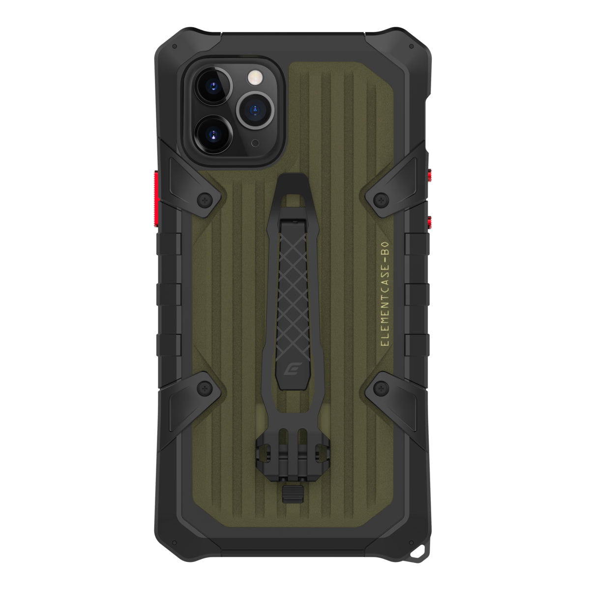 Element Case Black Ops Premium Case For iPhone 11 Pro Max - Olive